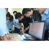 Proceq's visit and technical training at EMIN Viet Nam