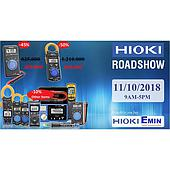 HIOKI Roadshow Ha Noi 2018