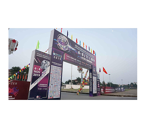 EMIN AT VIETNAM INDUSTRIAL AND MANUFACTURING FAIR 2019 (VIMF 2019)