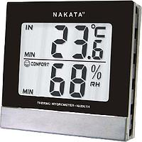Electronic thermal hygrometer Nakata NJ-2099-TH (20% ~ 95%)