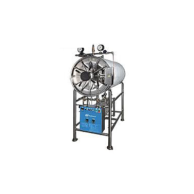 STEAM STERILIZATION AUTOCLAVE 283l MEDSOURCE TC-600A (Fully automaticadd vacuum drying)