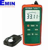 Extech EA30 EasyView™ Wide Range Light Meter (400.000 Lux)