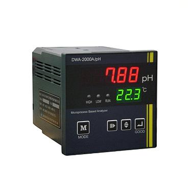 analyzer and control ph 2 points set, dys dwa 2000a ph emin asiaanalyzer and control ph 2 points set, dys dwa 2000a ph