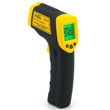 Smartsensor AR550 Infrared Thermometer (-32℃~330℃; 2℃ )
