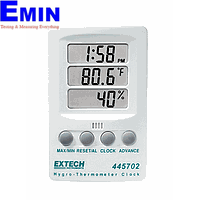 Extech 445702 Humidity, Temperature Meter