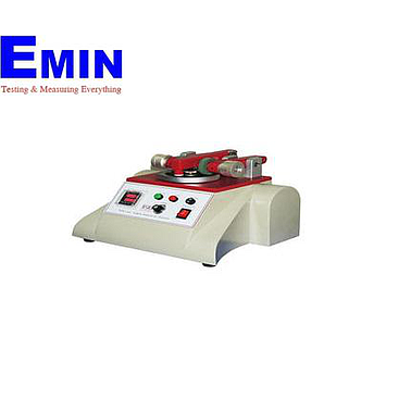 YuYang YY846B Widely Laboratory Electronic Taber Abrasion Testing Equipment (60 ± 1rpm; 2 head)