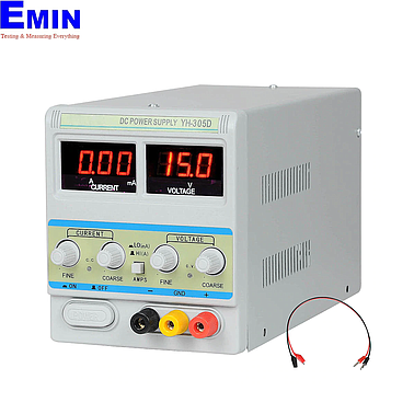 YIHUA YH-305D III DC Power Supply (30V 5A)