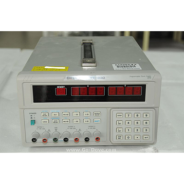 GW instek PPT-1830 Programmable Linear D C  Power Supply (18V, 5A