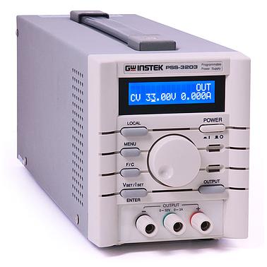 GW instek PSS-2005 Programmable Linear D C  Power Supply (20V, 5A