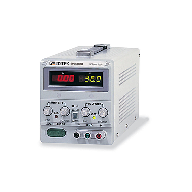 GW instek SPS-2415 Switching DC Power Supply (24V, 15A, 1CH)